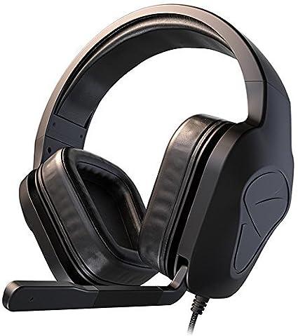 Mionix NASH-20 - Auriculares, color negro