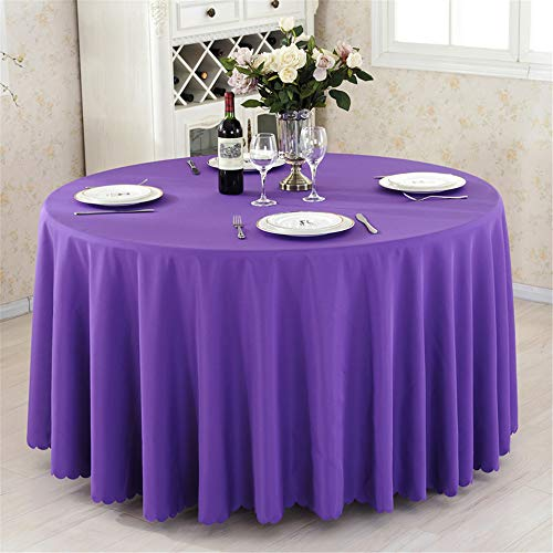 (wrgfhb Tablecloth Rectangular Round Camping Table Hotel Party Wedding Tablecloth Table and Coffee Table Cover F 150x210cm)