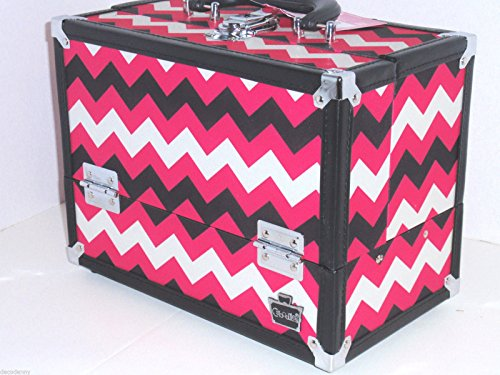 caboodles-inspired-train-case-pink-chevron