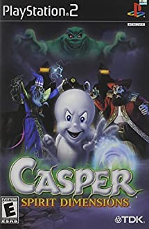 Casper: Sprint Dimensions - PlayStation 2