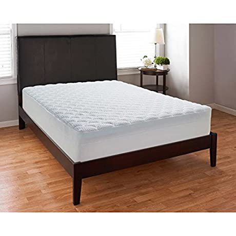 TheraPure 3 Memory Foam Mattress Topper With Cool Touch Cover Cal King