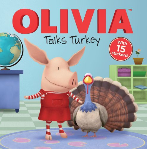 OLIVIA Talks Turkey (Olivia TV Tie-in)