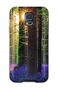 New Arrival Sunrise JmbbYit1935TcaCN Case Cover/ S5 Galaxy Case