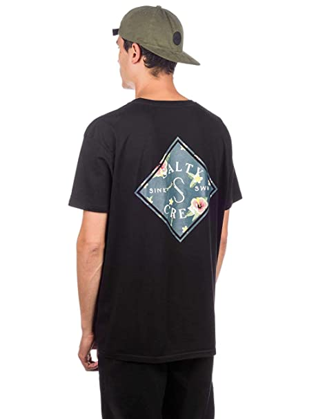Amazon.com: Salty Crew - Camiseta de manga corta para hombre ...