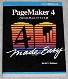 PageMaker 4 for Macintosh Made Easy, Martin S. Matthews, 0078816505