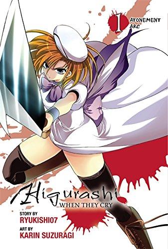 Higurashi When They Cry: Atonement Arc, Vol. 1 - manga (Higurashi, 15) Paperback – October 25, 2011