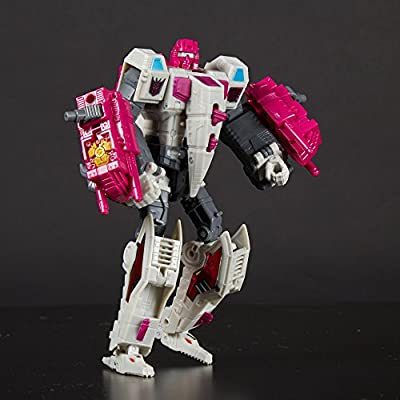 Transformers: Generations Power of the Primes Voyager Terrorcon Hun-Gurrr: Toys & Games