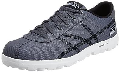 Skechers Performance Men's On The Go 53665 Shoe,Gray/Black,7 M US
