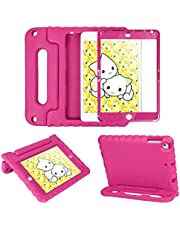 HDE iPad Mini 5 Case (2019 Release) - Protective Shockproof Cover for Kids Compatible with New 5th Generation Apple iPad Mini 5 and 4th Generation iPad Mini 4 (2015-2018) - Pink