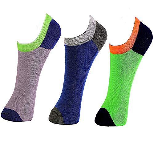 SUPER DEAL BAZZAR STORE Men No Show/Loafer Cotton Socks