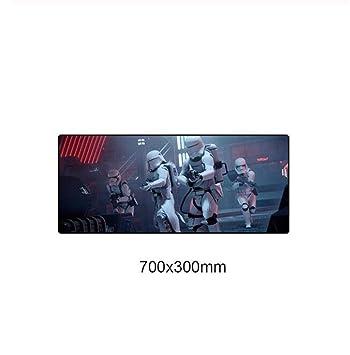 Star Wars King Gaming Mouse Pad XL Teclado Computadora Gamer ...