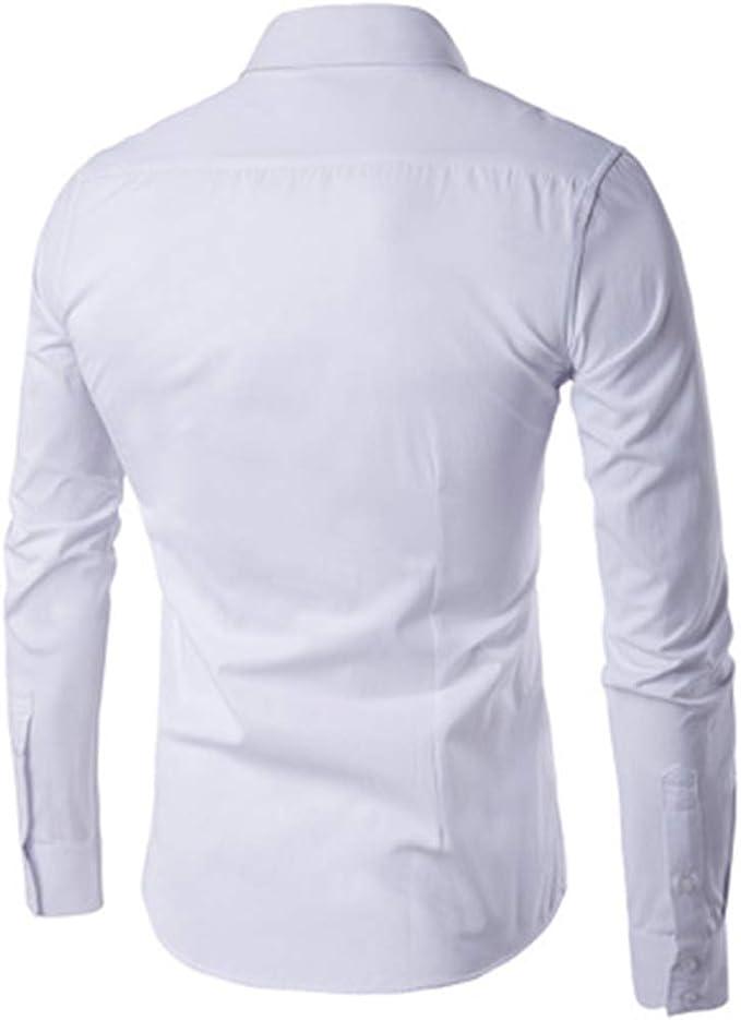 Mr.BaoLong&Miss.GO Otoño E Invierno Camisas De Talla Grande ...