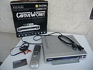 Captiveworks 700S Receiver with USB 2.0 Port