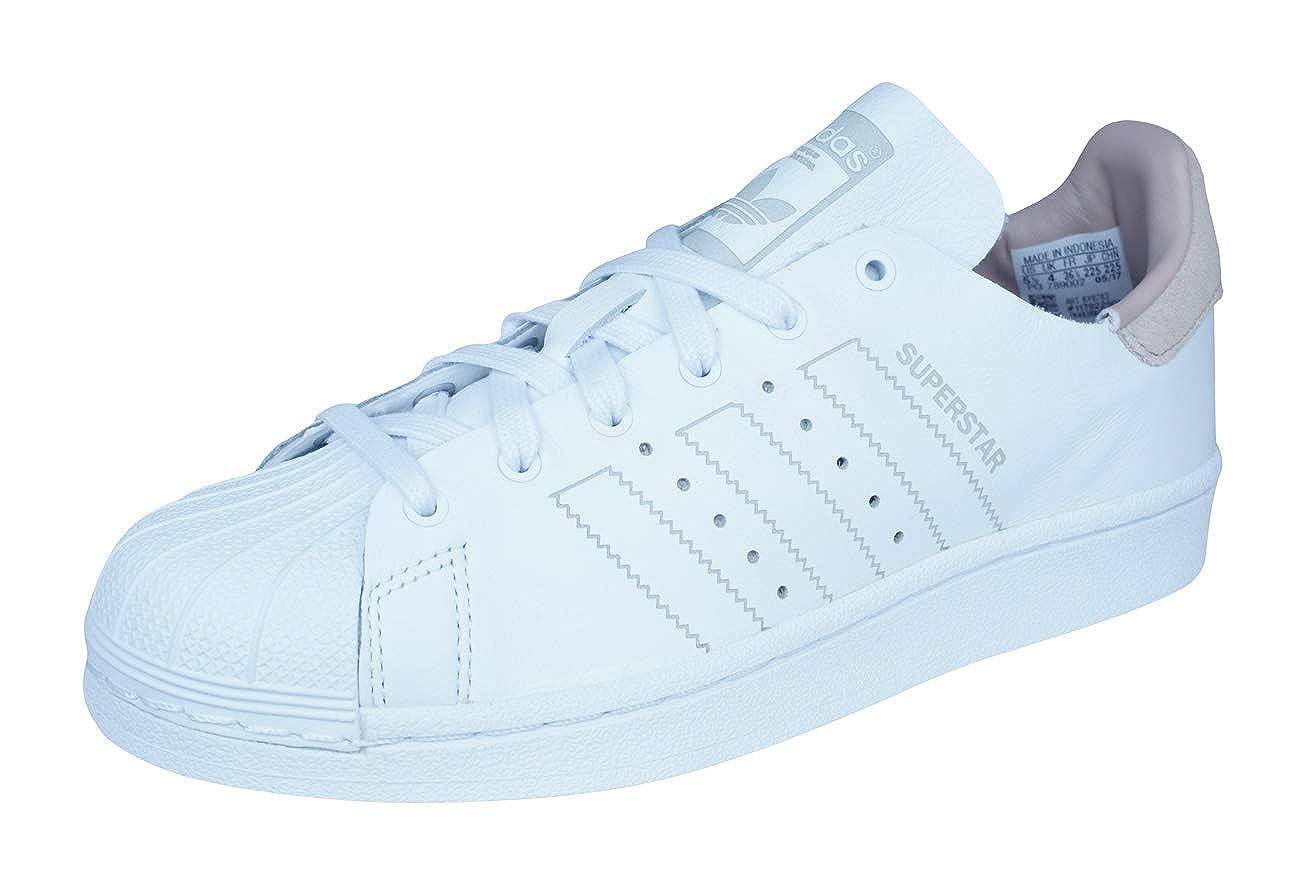 adidas Superstar Decon W, Scarpe da Fitness Donna, Bianco