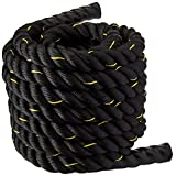 Trademark Innovations Strength & Core Training Battle Rope