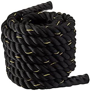 Well-Being-Matters 51UtTBf4EXL._SS300_ Trademark Innovations Strength & Core Training Battle Rope