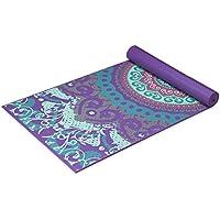 Gaiam Print Yoga Mat, Non Slip Exercise & Fitness Mat for...