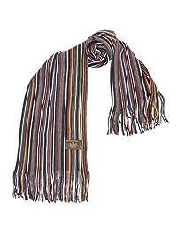 Rio Terra Men's Knit Winter Scarf - Garden Rainbow
