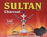 Sultan Charcoal, 29.3 OZ (Pack - 12)