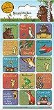 Paper Projects 01.70.12.042 Gruffalo Foiled Reward Sticker Sheet