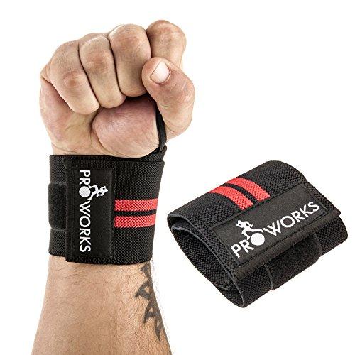 Proworks Adjustable Lifting Bodybuilding Supports
