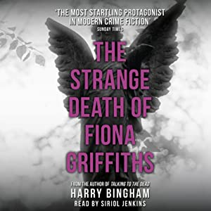 The Strange Death of Fiona Griffiths Audiobook