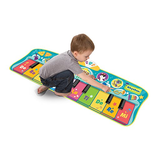 Baby Genius Step To Step Dance Mat ()
