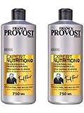 FRANCK PROVOST Expert Nutrition+ Shampooing Professionnel 750 ml 2 Pièces
