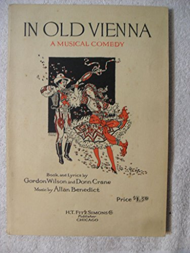 scarce-in-old-vienna-or-pickles-a-musical-comedy-1925-songbook-fitz-simmons