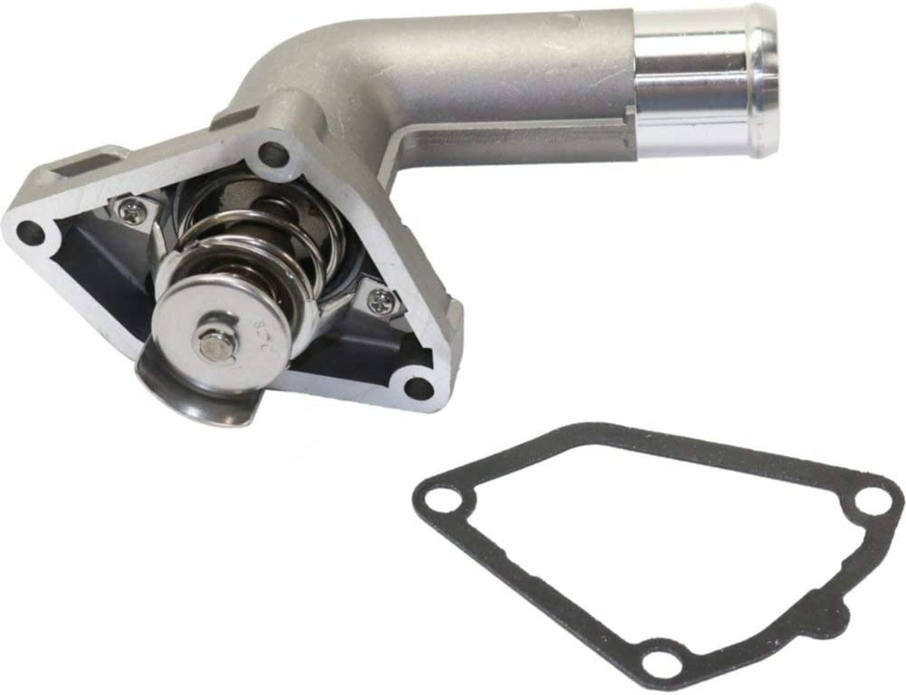 Thermostat Housing compatible with Nissan Altima 02-06 Code Quest ...
