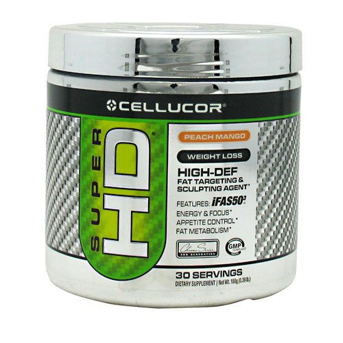 Cellucor Super HD Peach Mango 30 порций