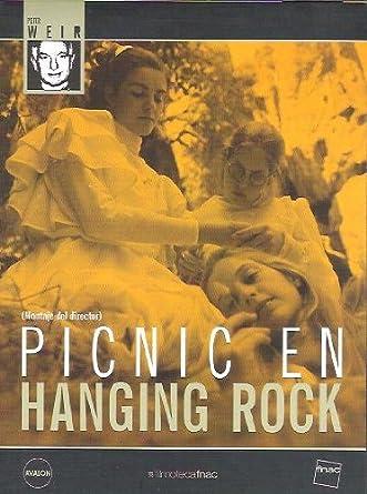 Picnic En Hanging Rock (Edición Especial Fnac) [DVD]: Amazon.es: Vivean Gray , Helen Morse,Dominic Guard,Anne Lambert Rachel Roberts , Peter Weir: Cine y ...
