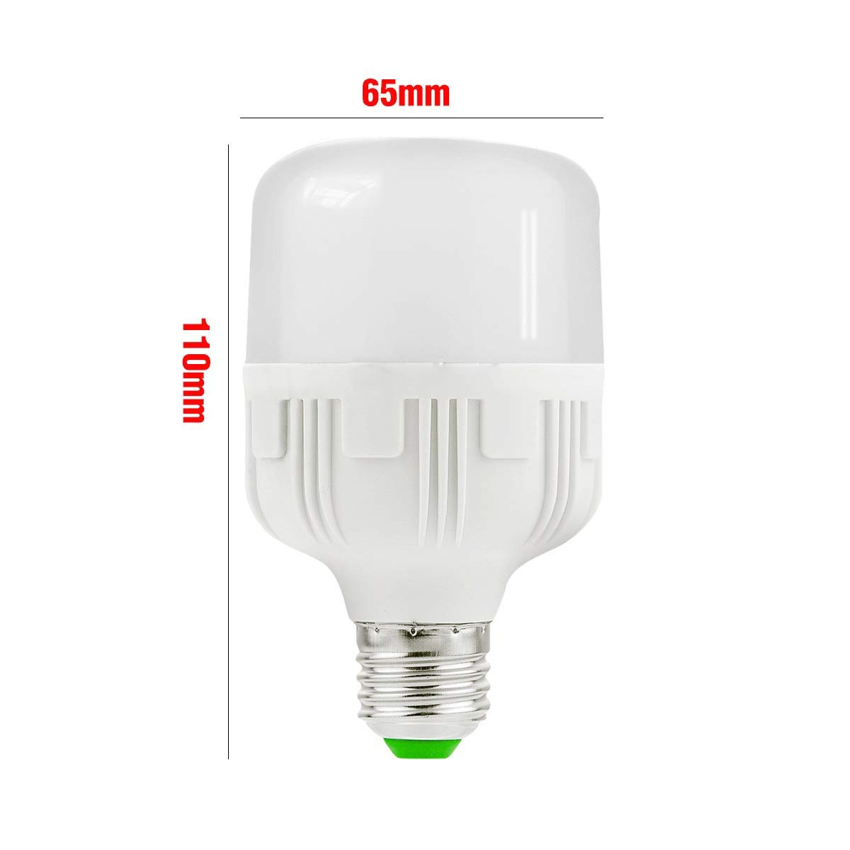 AC85-265V LLP-LED E27//E26 LED Bulbs 2835SMD 14W 30LED 1200-1350Lm Warm White Cool White Super High Brightness LED Bulb Lamps Size : Cold White