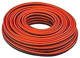 Sky High Car Audio 100' 14ga CCA Speaker Wire Red/Black