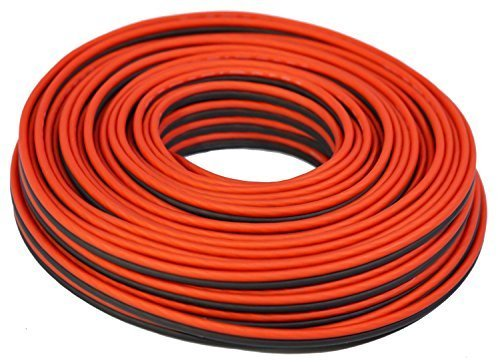 14ga cca speaker wire red
