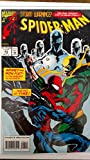 img - for Spider-Man Storm Warnings #43 Part 3 Finale 1993 book / textbook / text book