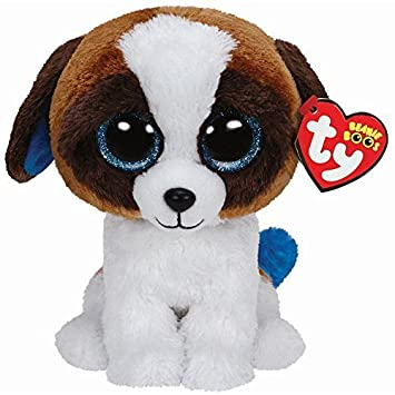 59da713f378 Ty Beanie Boos - Duke the Dog 10