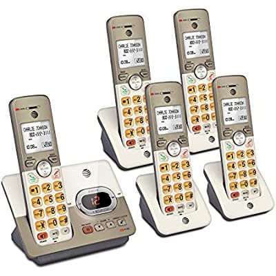 at-t-el52513-5-handset-expandable
