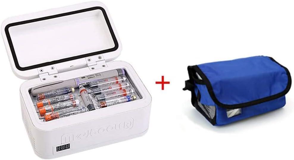 MISTLI Refrigerador De La Insulina para El Coche Refrigerador Portátil para Temperatura Principal Drogas La Temperatura Constante Mini Nevera Electrodomésticos Grandes