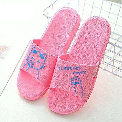 Sandales 5 pour de Chaussons de women 5 de douche 3 5 NACOLA for Chaussures l'eau Chaussons de de antidérapant l'été 8 us7 Femme bain plage salle Ea0xqqzBSw