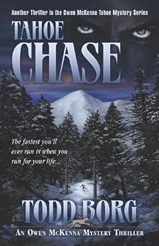 Tahoe Chase (An Owen McKenna Mystery Thriller Book 11) by [Borg, Todd]