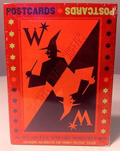 Harry Potter: Weasleys Wizard Wheezes Store Postcard Set – HPB