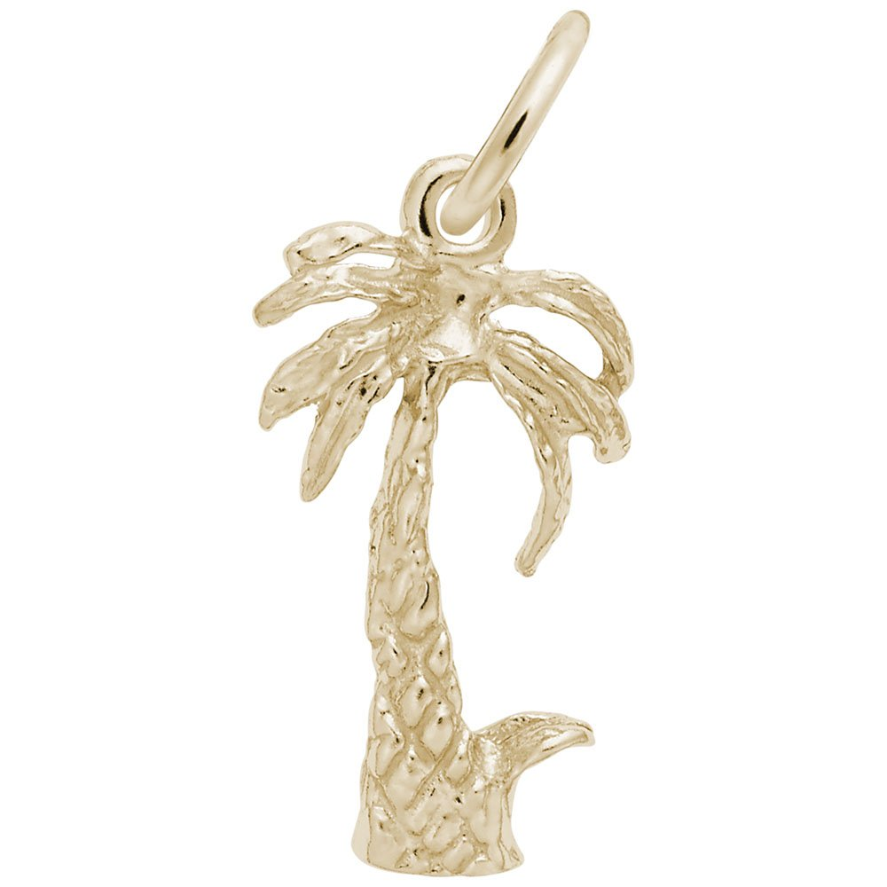 Charms for Bracelets and Necklaces Palm Tree Charm