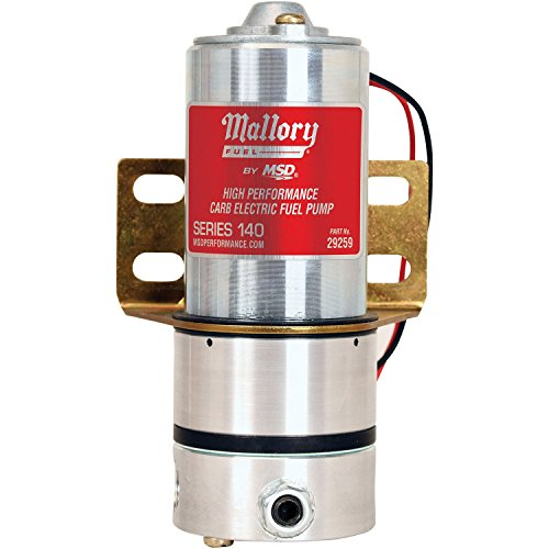 Mallory 29259 Fuel Pump (High Prfrnce,140GAL) ()