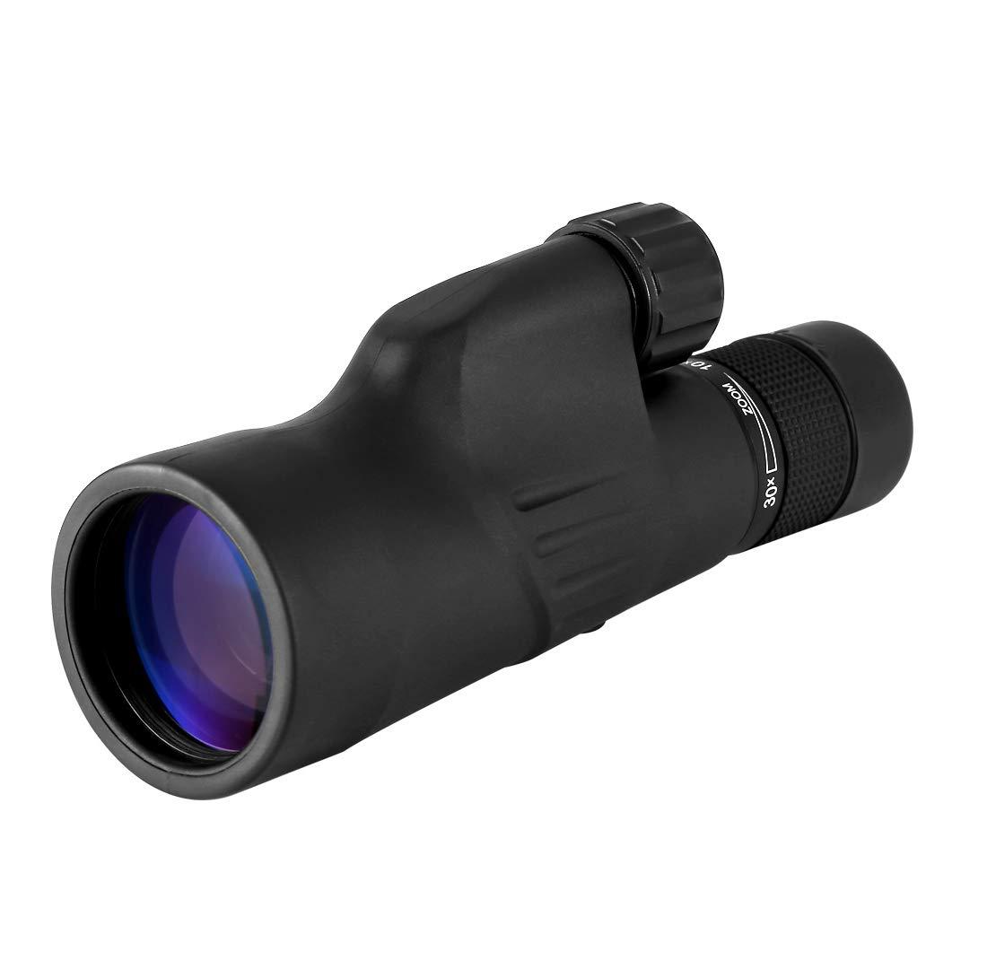 10-30X50大口径高倍率可変狩猟望遠鏡bak4プリズム光学系を搭載したハイパワーハイリスト双眼鏡 B07GZ8B71L