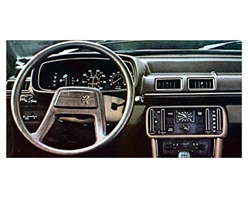 1980-peugeot-505-interior-automobile-photo-poster