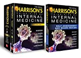 img - for Harrison's Principles and Practice of Internal Medicine 19th Edition and Harrison's Principles of Internal Medicine Self-Assessment and Board Review, 19th Edition Val-Pak book / textbook / text book