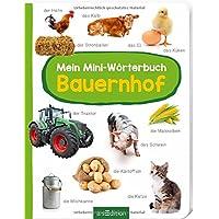 Mein Mini-Wörterbuch - Bauernhof