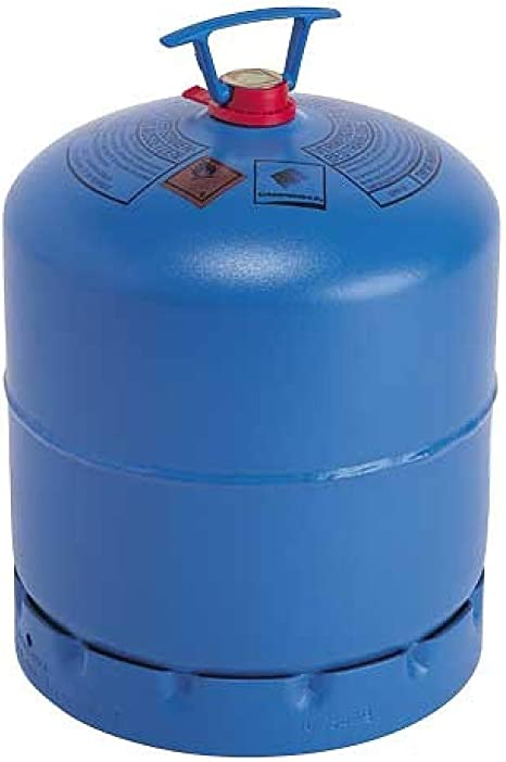 CAMPINGAZ Bombona de Gas vacía 907 kg. 2,75: Amazon.es: Hogar