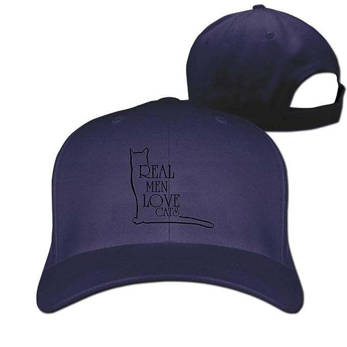 KLING Sandwich Peaked Gorra 100% algodón Hombres Reales Amor Gatos Estilo Personalizado Sombreros Nuevo diseño